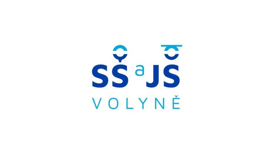 Logo SŠ a JŠ Volyně
